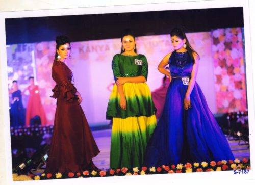 Fashion Show (2019) at Kanya Maha Vidyalaya,    Jalandhar (Punjab)