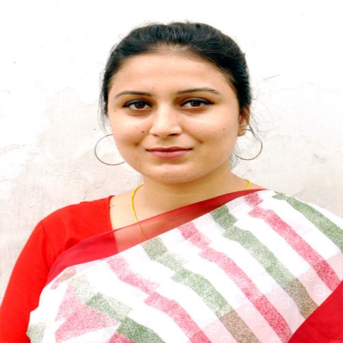 Ms. Kajal Verma